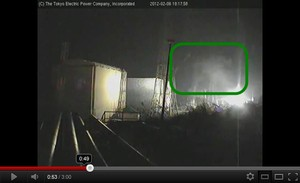 Steam from Fukushima plants4