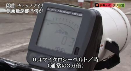 1.17μSv/h in Kashiwa Chiba2