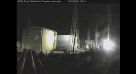 Fukushima live camera moved
