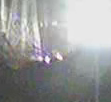 Two orange lights in Fukushima live camera2
