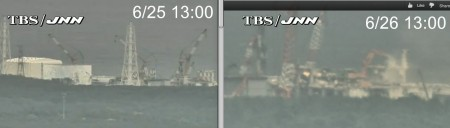 [LIVE] Tepco is removing the upper part of reactor4