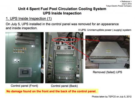 [Reactor4] UPS had a fire inside 7