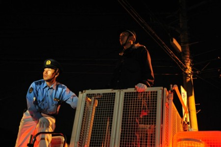 [Ajisai Revolution] Photos of the 7/1 protest at Ohi plant 39