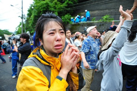 [Ajisai Revolution] Photos of the 7/1 protest at Ohi plant 2