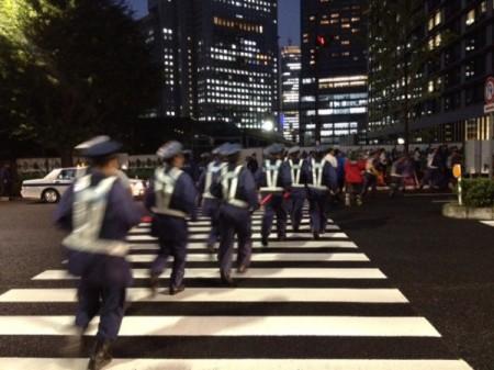 [Ajisai Revolution] Anonybus to help protestors13