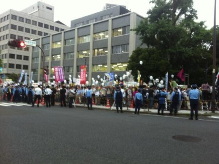 Ajisai revolution 28