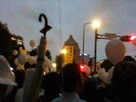 [Ajisai Revolution] Anonybus to help protestors4