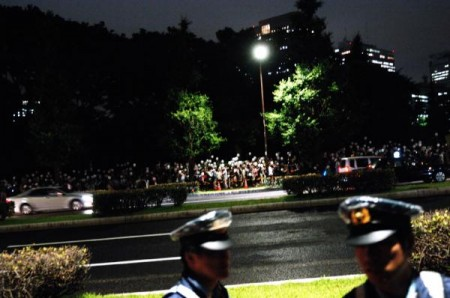 [Ajisai Revolution] Photos of the protest on 7/20/2012 17