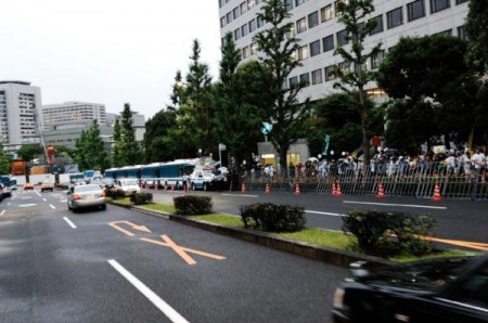 [Ajisai Revolution] Photos of the protest on 7/20/2012 3
