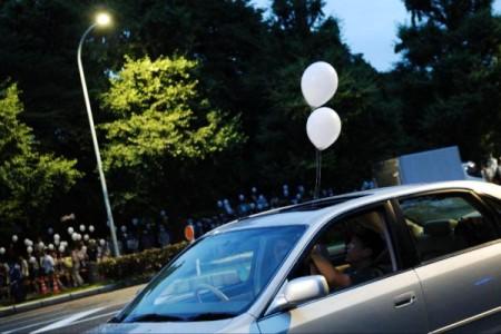 [Ajisai Revolution] Photos of the protest on 7/20/2012 19