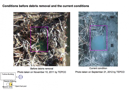 Tepco released reactor3 related information in English one day later than Japanese version 7