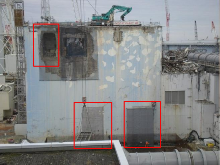 Reactor4 got another hole on 3rd floor of the south side and 2 door-looking marks on the 1st floor