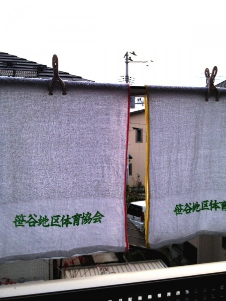 2 [CRMS] 4.84 Bq/Kg from towel hung on the second floor for 24 hours in Fukushima