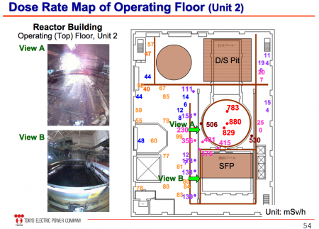 "4 Tepco ""Molten fuel may be in various parts of reactor, takes up to 35 years to remove, international help is needed"""