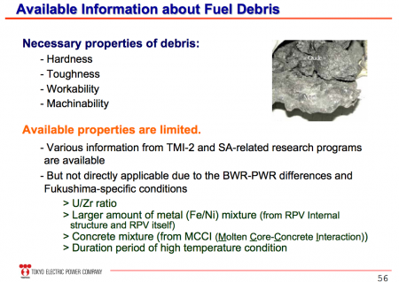 "6 Tepco ""Molten fuel may be in various parts of reactor, takes up to 35 years to remove, international help is needed"""