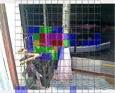 Tepco investigated the operation floor of reactor2 with gamma camera