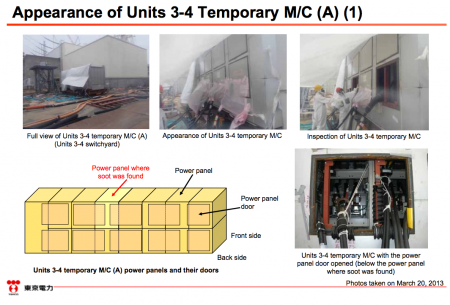 """3 [Power stoppage] Tepco sounds serious, """"Electric shock mark was found on the dead mouse"""""""