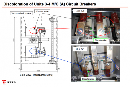 """7 [Power stoppage] Tepco sounds serious, """"Electric shock mark was found on the dead mouse"""""""