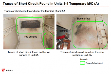 """8 [Power stoppage] Tepco sounds serious, """"Electric shock mark was found on the dead mouse"""""""