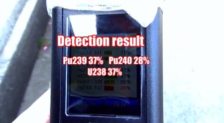 "Radiation researcher ""Pu-239/240 and U-238 measured from soil in Takahagi city Ibaraki"