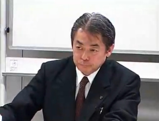 "Vice president of Tepco ""There are many other risks but the leakage, may show the data someday"""