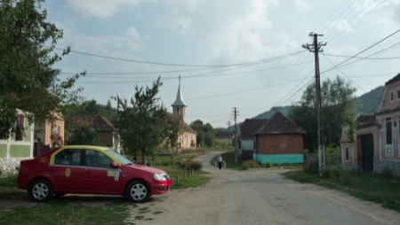 2 [Column] Field research day 2 - Most of the Romanian property is already bought by Italian