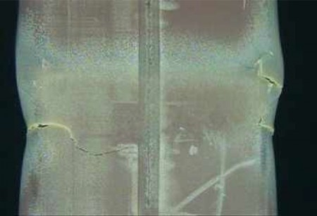 "3 cracks found in a channel box of reactor4 pool fuel / Tepco ""Not due to 311or fuel removal from the pool"""
