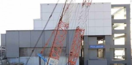 2 [Photo] Tepco conceals reactor4 picture again