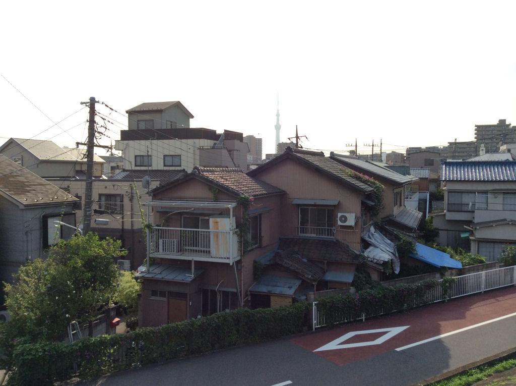 2 1.4 μSv:h measured in Edogawa ward Tokyo after Typhoon Neoguri passed - Photo