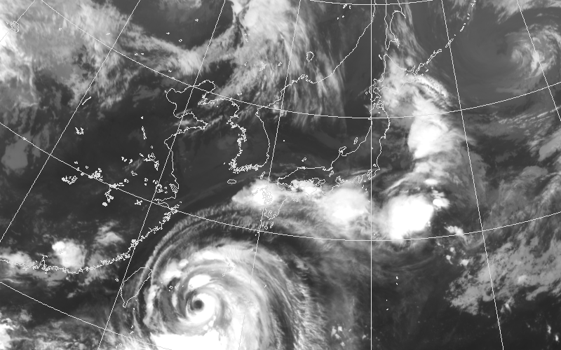 """Strongest level"" typhoon NEOGURI may hit Fukushima plant area on 711"