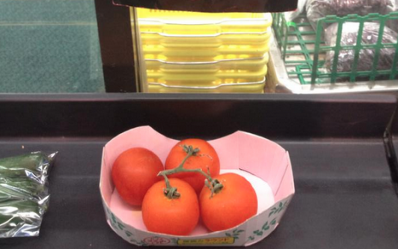 Tokyo supermarket sells Fukushima tomatoes for 50% price of other origins