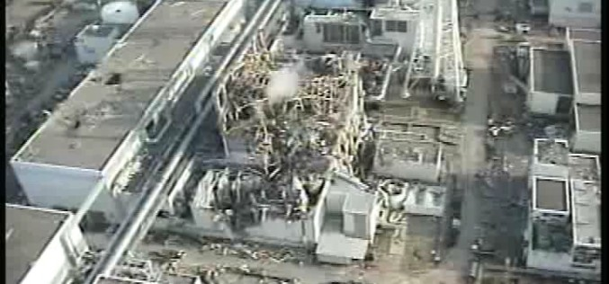 """Tepco """"Molten fuel in Reactor 3 is only 26cm to the outside of primary containment vessel"""""""