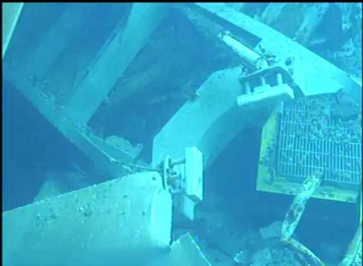 Fukushima worker I don't know what is reported to have fallen into Reactor 3 pool