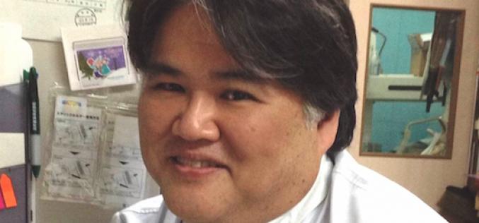 """Japanese doctor """"Yo"""