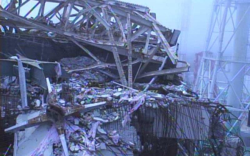 Tepco gave up pumping up contaminated water beside 4 crippled reactors to discharge to the sea