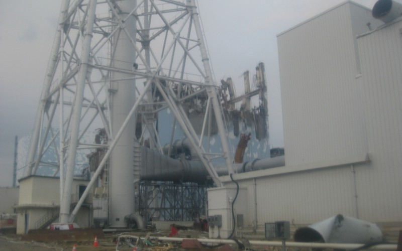NRA decided not to apply INES evaluation to Fukushima plant anymore