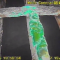 [Video / Photo] Reactor 1 investigation result by second robot / Grating covered with blue-green stuff