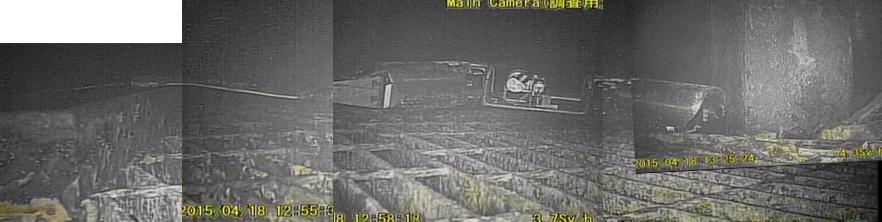 2 Tepco decided to abandon the second robot in Reactor 1 again : Camera went out of order due to high level of radiation