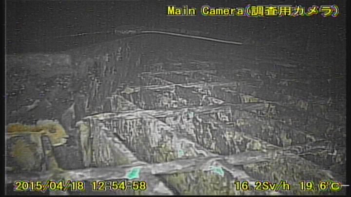3 Tepco decided to abandon the second robot in Reactor 1 again : Camera went out of order due to high level of radiation
