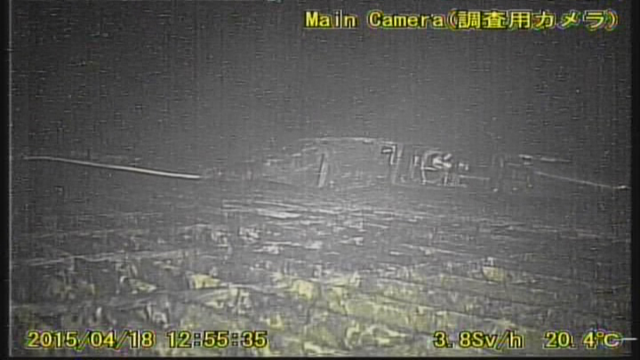 4 Tepco decided to abandon the second robot in Reactor 1 again : Camera went out of order due to high level of radiation