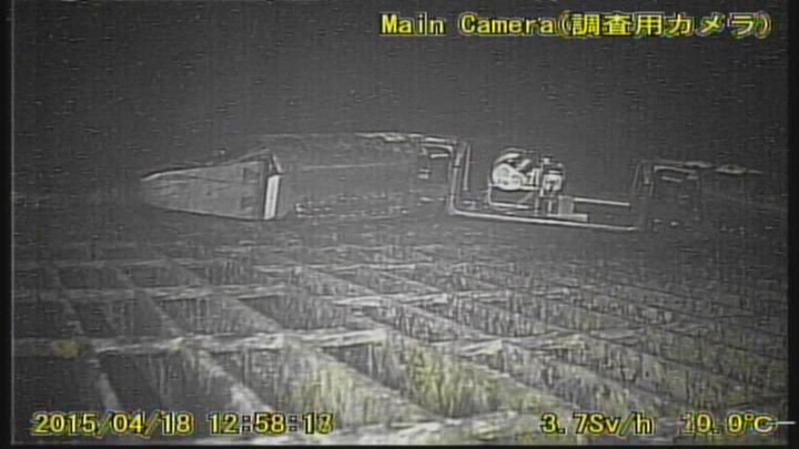 5 Tepco decided to abandon the second robot in Reactor 1 again : Camera went out of order due to high level of radiation