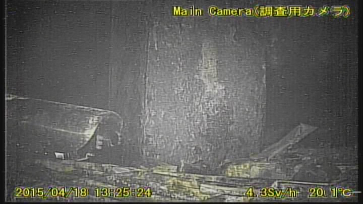 6 Tepco decided to abandon the second robot in Reactor 1 again : Camera went out of order due to high level of radiation