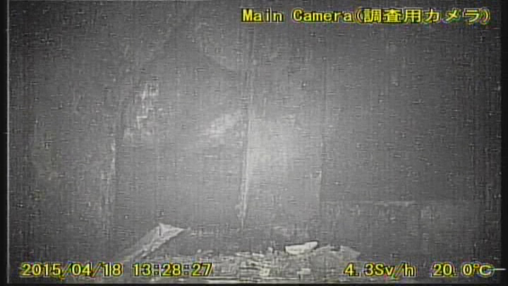 9 Tepco decided to abandon the second robot in Reactor 1 again : Camera went out of order due to high level of radiation