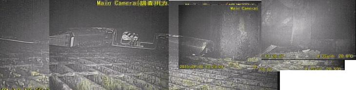 Tepco decided to abandon the second robot in Reactor 1 again : Camera went out of order due to high level of radiation