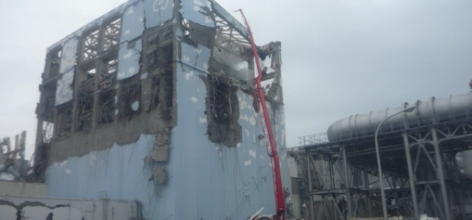 Highly exposed workers increased 10 times from January to March in Fukushima plant