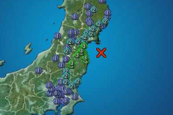 M5.0 occurred Fukushima offshore again