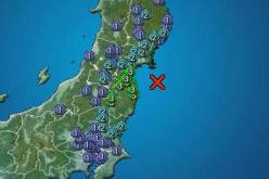 M5.0 occurred Fukushima offshore again