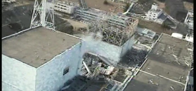 Tepco finally admitted irregular sinking in Fukushima plant