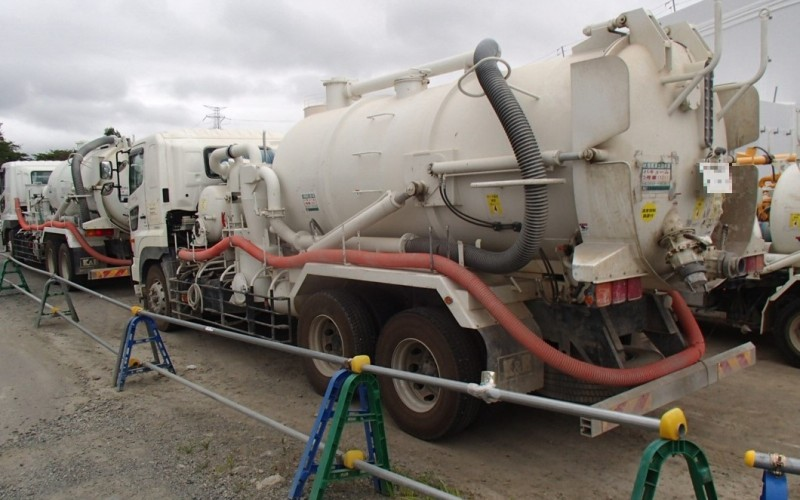 One more Fukushima worker found dead with his head caught in the lid of a vacuum truck