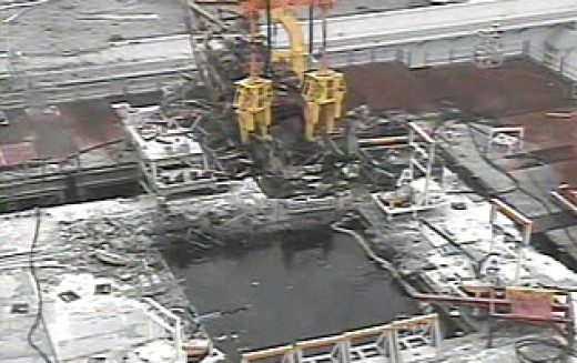 Tepco leaked oil from hydraulic hose into SFP of Reactor 3